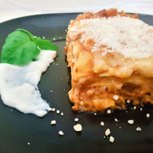 Lasagna alla bolognese De Angelis