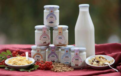 Yogurt sano e gustoso
