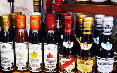 Aceto balsamico Giusti: tradizione e qualità