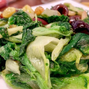 Misticanza con olive